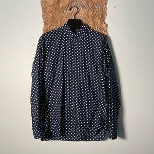 COMME DES GARÇONS x H&M | polka dot shirt